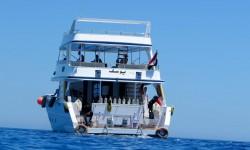 رحلة بحرية برايفت فى شرم الشيخ