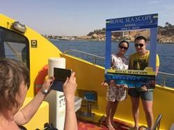 رحلة الغواصة فى شرم الشيخ