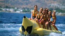 Banana Boat & Tube Ride رحله