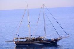 رحلة بحرية باليخت الشراعى سينا دريم
