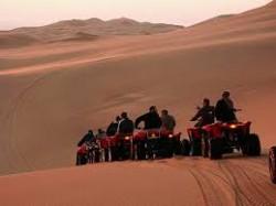 رحلة سفارى الموتسيكلات فى شرم الشيخ