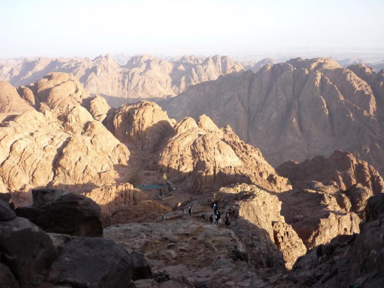 (رحله جبل سيناء (جبل موسي